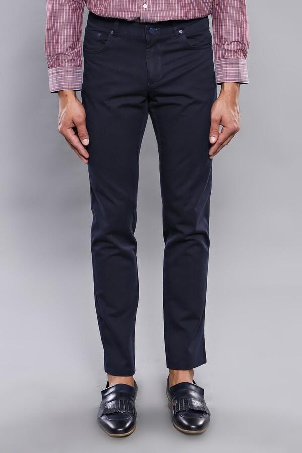 5 Cepli Lacivert Pantolon | Wessi