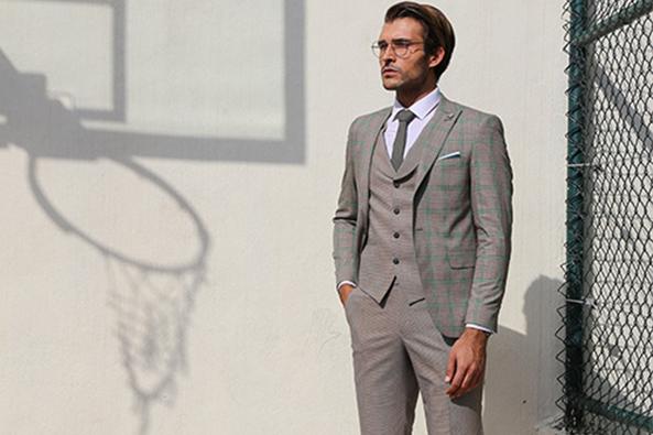 36938d1364758 2019 İtalyan Kesim Takım Elbise Modelleri | Wessi