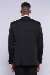 Çıkma Yaka Yelekli Damatlık Takım Elbise | Wessi - Thumbnail