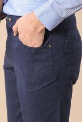 Lacivert Dar Kesim Pantolon | Wessi - Thumbnail