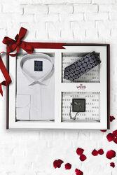 Shirt Chain Tie Set | Wessi - Thumbnail