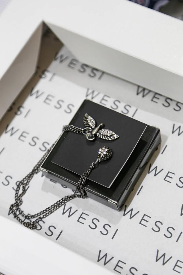 Shirt Chain Tie Set | Wessi