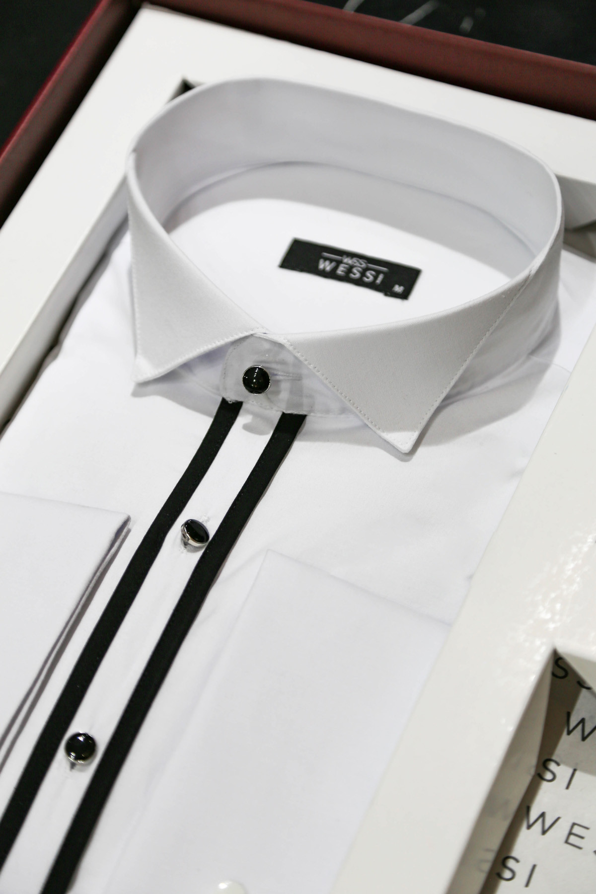 Shirt Cufflink Belt Bow Tie Set | Wessi