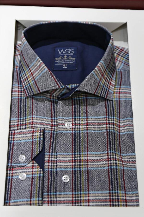 Shirt Perfume Bow-Tie Handkerchief Set