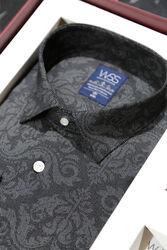 Shirt Perfume Wallet Set   Wessi - Thumbnail