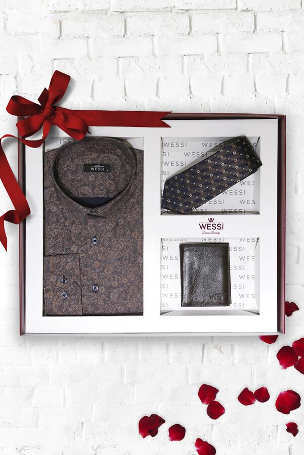 Shirt Tie Wallet Set   Wessi