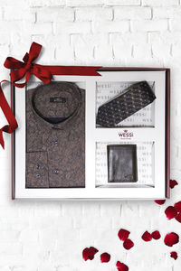 Shirt Tie Wallet Set   Wessi - Thumbnail