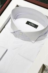 Gömlek Kol Düğmesi Kuşak Erkek Hediye Seti | Wessi - Thumbnail