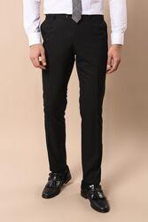 Gri Ceketli Siyah Yelekli Takım Elbise | Wessi - Thumbnail
