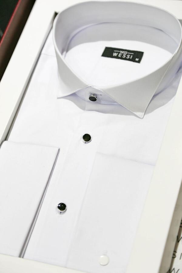 Shirt Cufflink Bow Tie Belt Set   Wessi