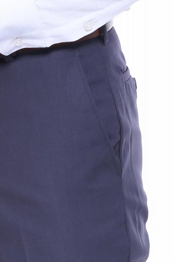 Desensiz Füme Kumaş Pantolon